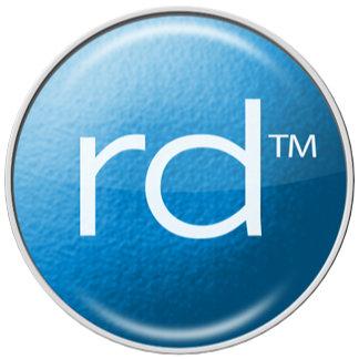 BLUE – RaceDots rajtszámtartó mágnes
