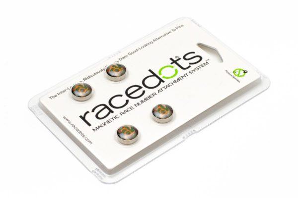 CAMOUFLAGE – 4 darab RaceDots rajtszámtartó mágnes