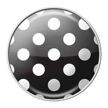 POLKA DOTS – RaceDots rajtszámtartó mágnes