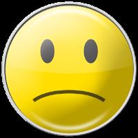 RaceDots sad face