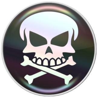 RaceDots – Skull