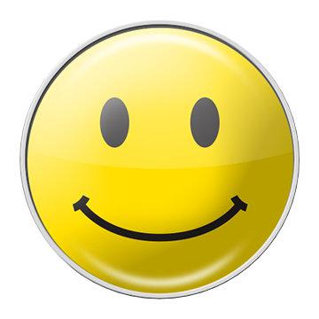 SMILEY – RaceDots rajtszámtartó mágnes