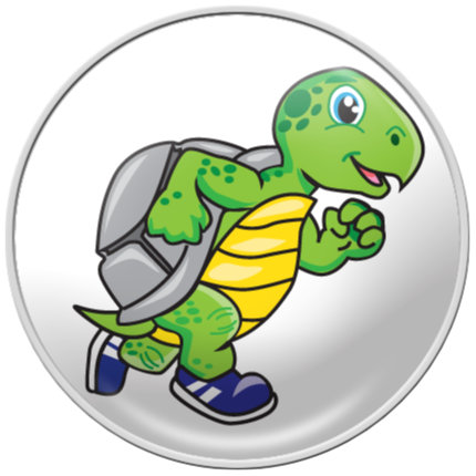 RaceDots – Turtle